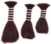 "Straight Bulk/Loose Indian Hair (10""-15"") 4 oz."