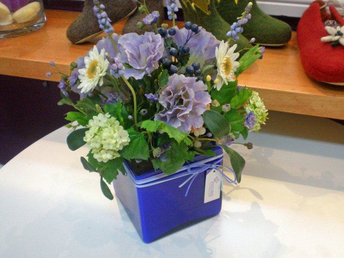 KFA 801Lavender Silkflower