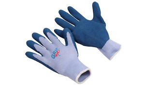 """""""Grip Fit"""" Rubber Coated Knit Glove Size Large Sold By The Dozen"""