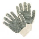 Medium Weight Dotted Knit Glove , Sold in Dozens, Size Large