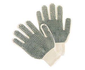 Medium Weight Dotted Knit Glove , Sold in Dozens, Size Small