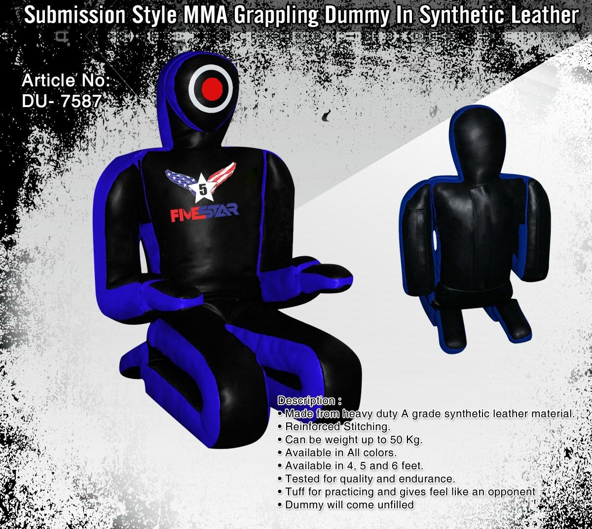 Best Submission Style Martial Art Grappling Dummy