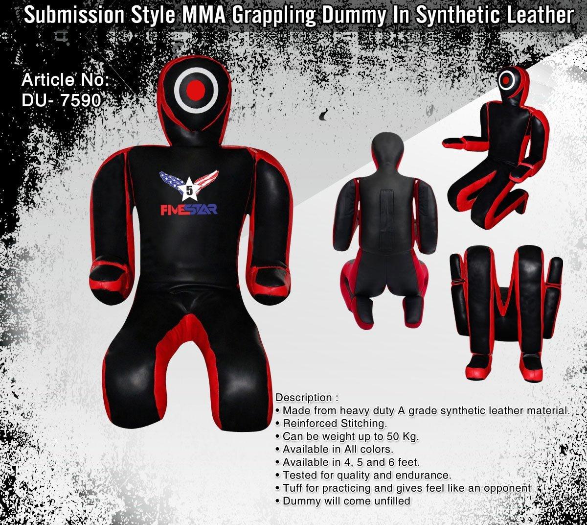 Wrestling MMA BJJ Fighting Wrestling Dummy
