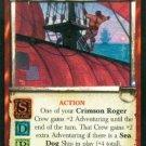 Crimson Roger Pride - Rare - Strange Vistas