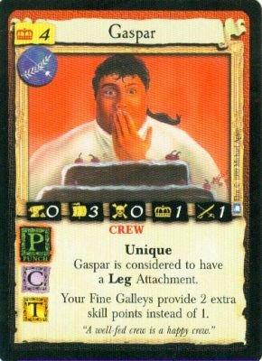 Gaspar - Rare - Strange Vistas
