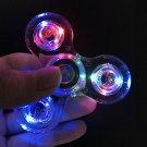 LED Fidget Spinner Toy High Speed Light Hand Spinner