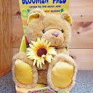 Play Zone Bloomin' Pals Music Bear & Blooming Flower Pot 1998 New In Box 1998