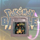 Retro Cartridge Game Boy Card Pokemon Battle Factory For GBC Console