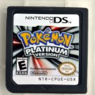Pokemon Platinum NDS Game Card For Nintendo DS Console