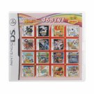 Multi Game Card 468 in 1 NDS Pokemon Mario Party For DS Console