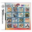 Multi Game Card 308 in 1 NDS Call Of Duty Pokemon Mario For DS Console