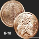 Coin 1 oz Copper Round - Peace Within