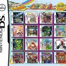 Multi Game Card 472 in 1 NDS Pokemon Black White Ver 2 For DS Console