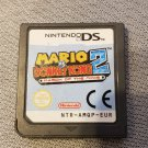 Game Cartridge Mario Vs Donkey Kong 2 EUR Version For DS 3DS Console