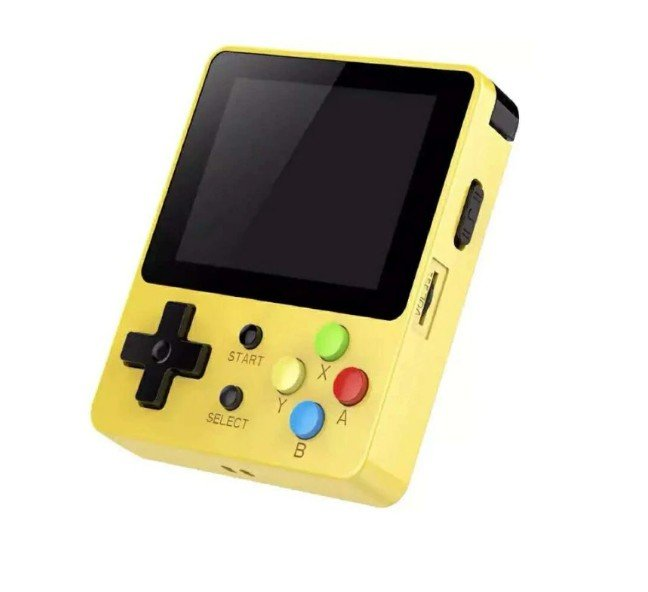 Retro Handheld 2.6 Inch Screen Dual Core Mini Game Console Nostalgic Children