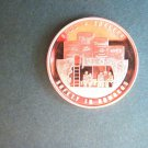 Safety in Numbers Food & Shelter Round Protect The Future 1 Oz Copper Coin