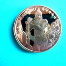 The Executioner Anonymous Mint 1 Oz Copper Round Coin