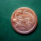 Consumerism 2016 1 Oz Copper Round Coin