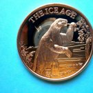 Coin US Giant Sloth The Ice Age 1 oz Copper Round