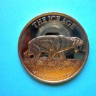Coin US Saber Toothed Tiger The Ice Age 1 oz Copper Round