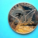 Coin US Pteranodon Dinosaur 1 oz Copper Round