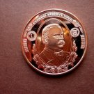Coin US 1000 Dollars Bill Grover Cleveland 1 oz Copper Round