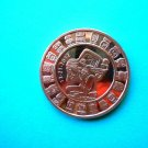 Coin US Mayan Calendar 1 oz Copper Round