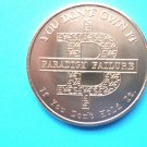 Coin Bitcoin If You Dont Hold It You Dont Own It 2016 1 oz Copper Round