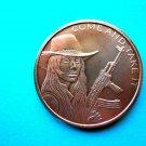 Coin US Come And Take It 2016 1 Oz Copper Round