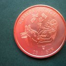 Coin US Competition Is A Sin 2016 1 Oz Copper Round