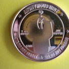Coin US Bitcoin We Dont Forgive Forget 1 Oz Copper Round