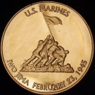 Coin US 1 oz Copper Round - Iwo Jima