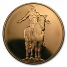 Coin 1 oz Copper Round - Appeal To The Great Spirit