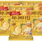 Sale 6Pcs Calbee Haitai Bite Size Honey Butter Potato Chip Korean Snack