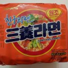 Samyang Original Beef Broth Ramen Orange Package Survival Food