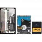 "HDD 2.5"" 1TB 1000GB + FMCB + NA PS2 SATA Hard Drive With 199+ Best Games"