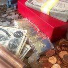 Wholesale Silver Bullion Dimes Estate Sale Mixed Lot Collection Quarters Vintage