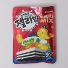Orion 4 Fruits Mixed Sweet Gummy Jelly Candy Korean Snack Korea Food