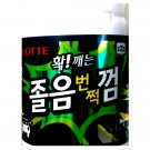 Sale 2 Pcs Lotte Shake Off Sleepiness Gum Refreshment Driving Keeping Awake