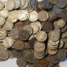 Coin 1913-1938 Buffalo Nickel Classic Indian Head No Date Roll Lot Dateless