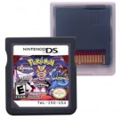 Pokemon Pearl Platinum Diamond 3 in 1 US NDS Fanmade Game Card For DS