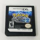 Original Pokemon Black Version 2 NDS Game Card For DS Console