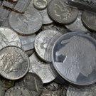 Massive Estate Sale Morgan Dollar Old Rare US Coins Mixed Lot Hoard