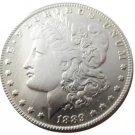 New Silver US 1889O Morgan Dollar Premium Coin Art
