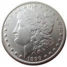 New Silver US 1899S Morgan Dollar Premium Coin Art