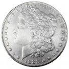 New Silver US 1888S Morgan Dollar Premium Coin Art