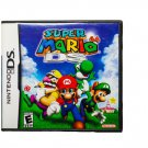 Game Card Super Mario 64 DS For 3DS Console With Box
