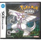 Game Card Pokemon Pearl DS For 3DS Console With Box