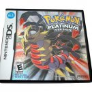 Game Card Pokemon Platinum DS For 3DS Console With Box