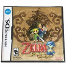 Game Card Legend of Zelda Phantom Hourglass DS For 3DS Console With Box